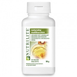 AMWAY NUTRILITE, Naturalny multikaroten, 90tabletek
