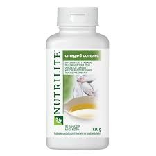AMWAY NUTRILITE Omega 3 Complex, 90kapsułek