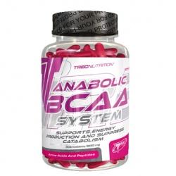TREC - Anabolic BCAA System - 300 kaps