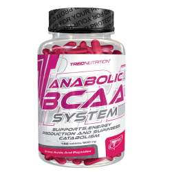 TREC - Anabolic BCAA System - 150 kaps