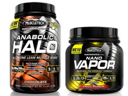 MUSCLE TECH - Anabolic Halo Performance Series - 1100 g
