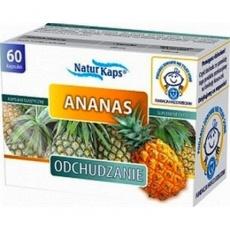 Ananas Naturkaps