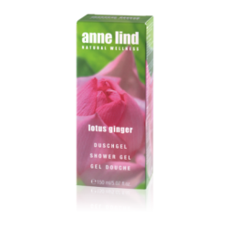Anne Lind - Naturalny lotion do ciała Lotus Ginger - 150 ml