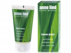 Naturalny żel pod prysznic Anne Lind Lemon Gras - 150