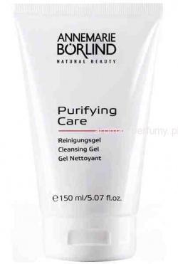 Naturalny żel oczyszczający do twarzy AnneMarie Borlind - Purifying - 150 ml