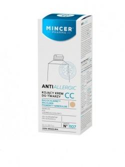AntiAllergic- kojący krem CC do skóry wrażliwej
