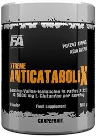 FITNESS AUTHORITY - ANTICATABOLIX - 500g