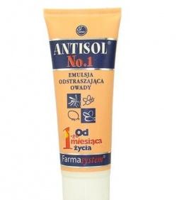 Antisol No 1 gemi