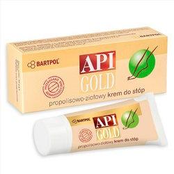 Api-Gold, krem, propolisowo-ziołowy, do stóp, 30 g
