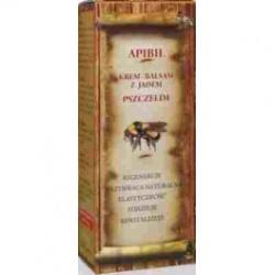 Apibil - Krem balsam z wyciągiem z jadu pszczelego, 75 ml