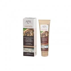 Apis Dead Sea Mud, maseczka błotna do twarzy oczyszczająco-wygładzająca, 100 ml