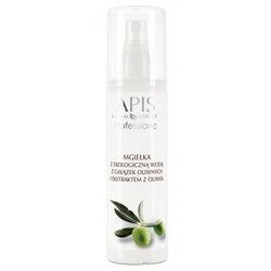 Apis Professional Home, mgiełka z ekologiczną wodą z gałązek oliwnych i ekstraktem z oliwek, 150 ml