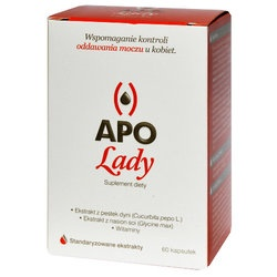 APO Lady, kapsułki, 60 szt