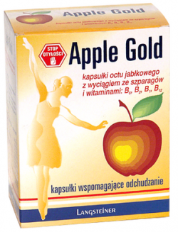 Apple Gold, 30 kapsułek