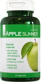Apple slimmer, 45 kapsułek