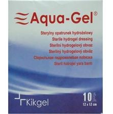 Aqua Gel, 5,5 x 11 cm, owalny, 5 szt