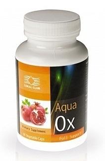 AquaOx, 60 kapsułek