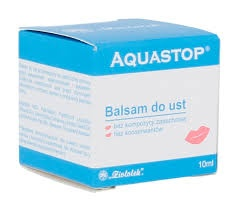 Aquastop balsam do ust 10 ml