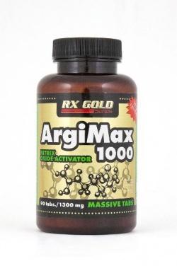 RX Gold - ArgiMax 1000 - 90 tabl
