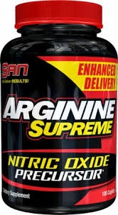 SAN - Arginine Supreme - 100 tabl