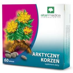 Arktyczny korzeń, tabletki, 60 szt