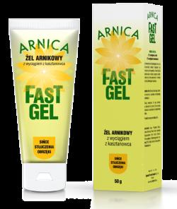 EQUALAN Arnica Fast Gel, 50 g