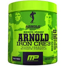 MUSCLE PHARM - ARNOLD Iron Cre3 - 125g