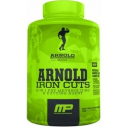 MUSCLE PHARM - ARNOLD Iron Cuts - 120kaps