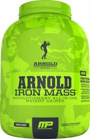 MUSCLE PHARM - Arnold Iron Mass - 2270g