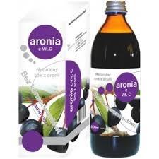 Naturalny sok z aronii, 500 ml