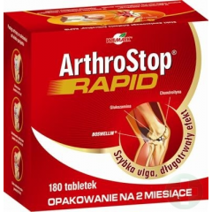 Arthrostop rapid, 60 tabletek