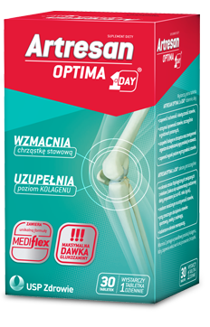 Artresan OPTIMA 1 a DAY, 30 tabletek
