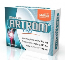 ARTROM TOTAL, 60 tabletek