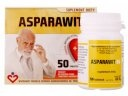 Asparawit, 50 tabletek
