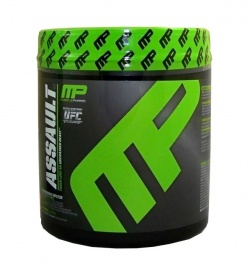 MUSCLE PHARM - ASSAULT - 184g
