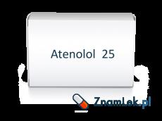 Atenolol  25