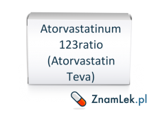 Atorvastatinum 123ratio (Atorvastatin Teva)