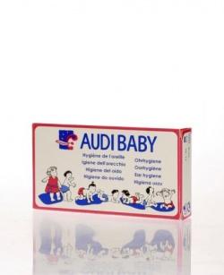 Audi Baby, preparat do higieny uszu, 1 ml, 10 dawek jednorazowych