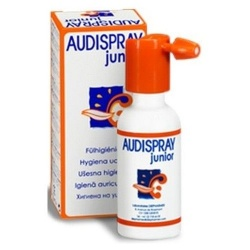 Audispray junior, aerozol do uszu,