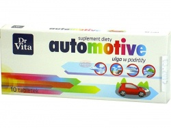 Automotive - 10 tabletek
