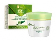 AVA Eco Garden krem ekstrakt z ziela groszku