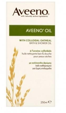Aveeno, olejek do kąpieli i pod prysznic, 250ml