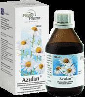 Azulan, koncentrat do sporządzania roztworu doustnego, koncentrat do sporządzania roztworu do stosowania w jamie ustnej, koncentrat do sporządzania roztworu na skórę, 50 ml, 100 ml