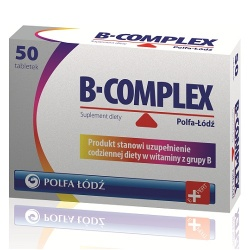 B-Complex - 50 tabletek