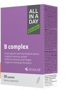 SENSILAB  B complex, 30 kapsułek