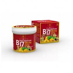 B Preventum B17,100mg amigdaliny W DZIENNEJ PORCJI