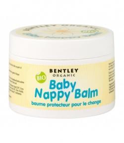 Bentley Organic, Dziecięcy Organiczny Balsam do Pielęgnacji Pupy, 100g