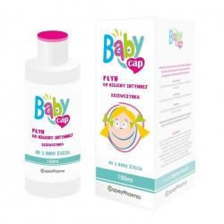 BabyCap, płyn do higieny intymnej, dziewczynka, 150ml