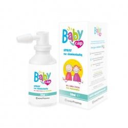 BabyCap, spray na ciemieniuchę od urodzenia, 30ml