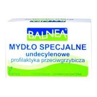 Barwa Balnea, mydło undecylenowe przeciwgrzybiczne, 100 g